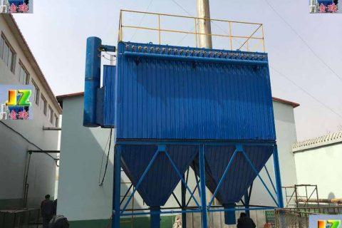 ZTC型锅炉除尘器应用范围