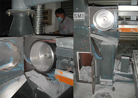 铝镁抛光粉尘治理方案